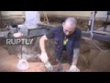 VIDEO Kremlin Archaeology Dig Reveals Medieval History