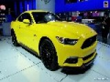 Video Paramagnetic Paint 2015 Mustang GT Debut At The 2014 Detroit Auto Show