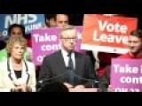 Vote Leave Live