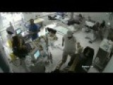 Video Emerges Today Of Tirana Hospital Tragedy