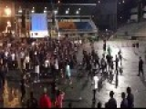 Violent Clashes At Bangkok Charity Concert