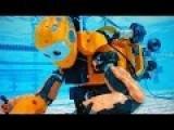 VIDEO Stanford's Humanoid Robot Set To Explore Shipwrecks
