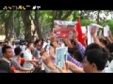 Vietnamese Protest Against China's Oil Drilling In South China Sea