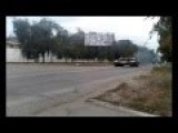Very Heavy Ukrainian Army Convoy Moving In Luhansk