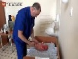 Wtf Is This Russian Chiropractor Doing To This New Born Baby??