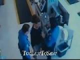 Woman Arrested For Groping TSA Agen Caught On Tape