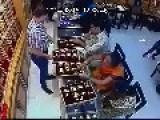 Women Stealing Bracelets In Leicester Jewelry Shop