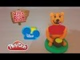 Winnie From Winnie The Pooh Play-Doh