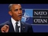 Why Obama Was Talking NATO In Berlin On November 17, 2016- NWO Puppet Show Exposed