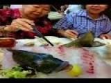 WEIRDEST CHINESE DINNER!!