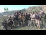 Watch Syrian Rebels Conduct Heavy Attack Onto Russian Hun Airbase, Latakia