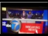 WABC-TV Ch. 7 In NYC Reports Hillary Clinton's DEATH