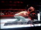 WWE Mark Henry Spazzing Out