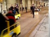 World's First 3D Printed Car- First Test Drive