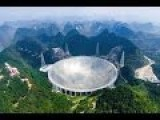 World's Largest Radio Telescope Now On Line: China-to-Aliens, Come In?