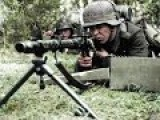 World War II Color Combat Footage