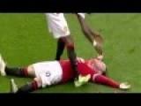 Wayne Rooney Boxing Goal Celebration
