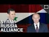 Why Does Russia Love Assad?