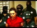 Wife Of Mexican Mayor Arrested In Connection With The Abduction And Possible Murder Of 43 Students
