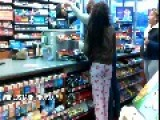 WTF...BLACK WOMAN CASHIER...AND CUSTOMER