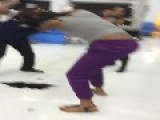 WALMART FIGHT = Ratchet Girl VS Employee = Wigs Be Flying =