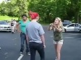 WHITE GIRL FIGHT = For Those Tired Of Black Girl Ghetto Fights = I'm Not