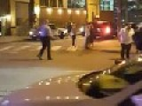 Wedding Party Brawl Outside Of Yards Brewery!