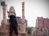 While The World Is Fighting The IS Group, IS Is Proud To Destroy Over 2000 Tombs In Raqqa Even Ancient 1s
