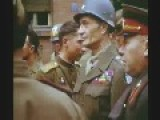 WW II : RARE COLOR FILM : BATTLE FOR GERMANY