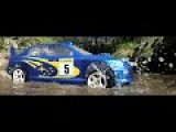 Waterproof It! Kyosho Pure Ten Alpha II Subaru. Richard Burns, Robert Reid - Body Shell
