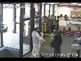 World Most Dumbest Shoplifter