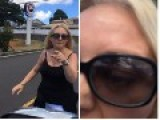 Woman EXPLODES In Road Rage Incident: 'I'll F**k You Up!'… But That's Not All