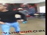 WHITE COUPLE Gets Jumped By BLACK PUNKS At McDONALD's = Volume Warning =