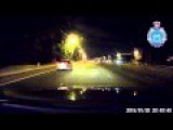 Western Australia Police Talk Through Horrific Near Miss Crash