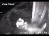 Woman Attacked In Philadelphia By Gangsta Punk Thugs