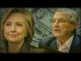 Wall Street Banksters D And Soros Shovel Money At $hillary's Death Spiral