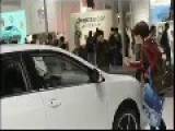 Woman Scratches Luxury Car At Auto Show In Order To Force Husband To But It
