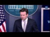 "White House Throws Hillary Under The Bus, Backs Up, Runs Her Over Again: Earnest Calls It A ""Fact"" She Owns The"