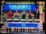Woman Doesn't Shake Hands On Family Feud
