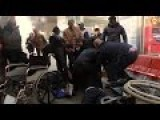 Wheel Chair Altercation In Public - Prank