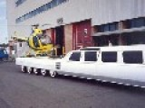 Worlds Longest Limo Left To Rot.. Very Sad