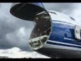 Walk Around Brand New Boeing 747