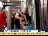 White Supremacist Attacks Chinese On Subway In Spain