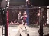 Womens MMA: Dat Impact Sound