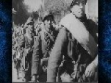 WWII Footage | French Forces Moving To Front Lines