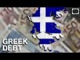 Why Does Greece Have So Much Debt