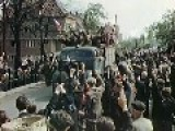 WW2 German And American Vehicles In Colour - Czechoslovakia May 1945