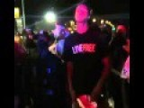 WATCH: Ferguson Protesters Chant 'We're Ready For War'