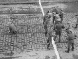 West Germans Stare Down Russian GOONS After A Young Woman Made It Across The Line
