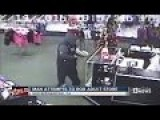 Women Throw Dildo's At Robber